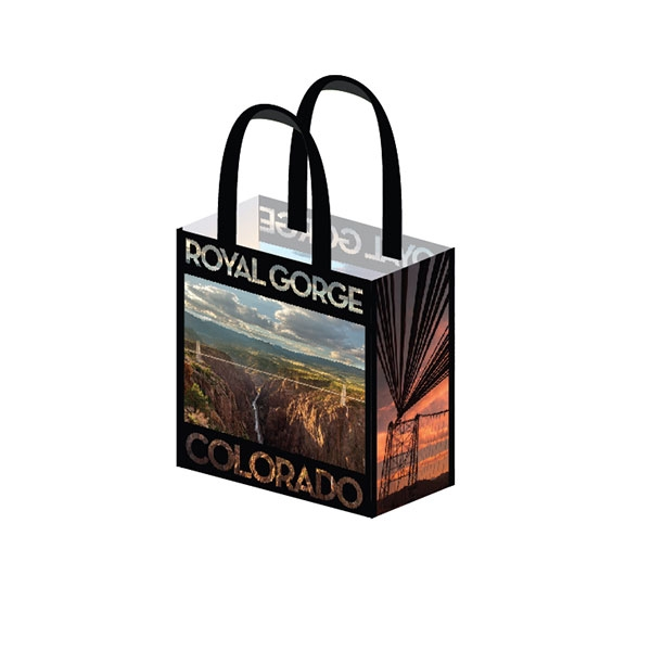 ECO TOTE ROYAL GORGE BRIDGE