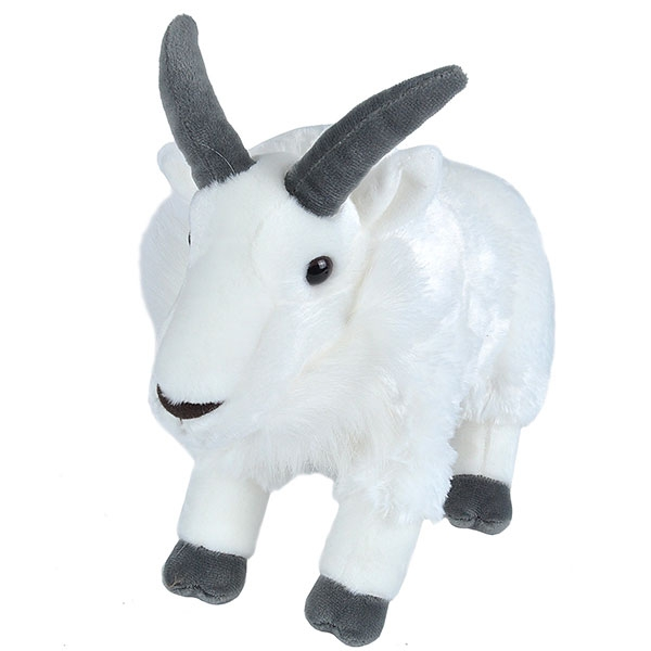 MOUNTAIN GOAT PLUSH 12""