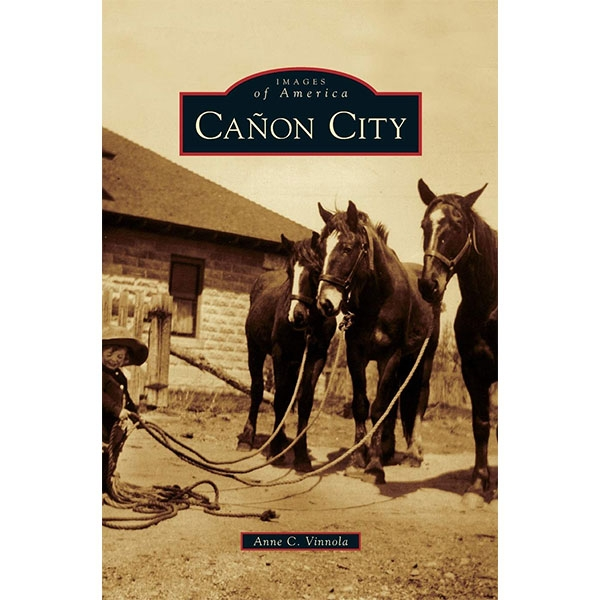 CANON CITY BOOK