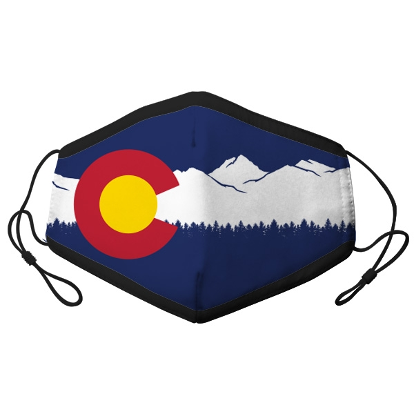 ADULT ADJUSTABLE COLORADO MASK