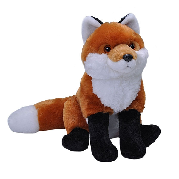 RED FOX PLUSH 12""