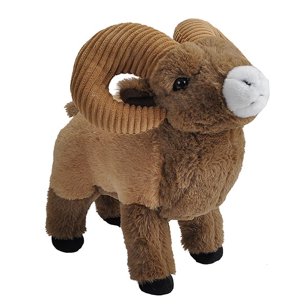 BIG HORN SHEEP PLUSH 12""
